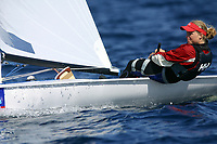Seiling<br /> Foto: Dppi/Digitalsport<br /> NORWAY ONLY<br /> <br /> SAILING - SEMAINE OLYMPIQUE FRANCAISE - HYERES (FRA) - 24 TO 30 /04/2004<br /> SIREN SUNDBY (NOR)