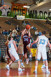 30 November 2007: 1st Round 2007 State Farm Holiday Classic at Normal Community West High School, Boys Class 1A -2A.