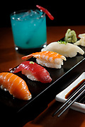 NEWS&GUIDE PHOTO / PRICE CHAMBERS<br /> Sushi at Nikai is always a special treat.