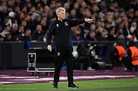 Football - 2021 / 2022 UEFA Europa League - Group H - Round Two - West Ham United vs Rapid Vienna - London Stadium - Thursday 30th September<br /> <br /> West Ham United manager David Moyes.<br /> <br /> COLORSPORT/Ashley Western