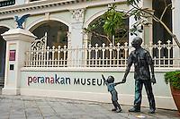 Singapour, Colonial District, Musée Peranakan // Singapore, Colonial District, Paranakan Museum