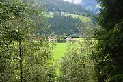 Untersulzbach Valley the Hohe Tauern National Park, Salzburg, Austria
