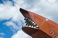The 'Dachstein Shark', Heilbronner Circuit. Dachstein, Salzkammergut, Austria © Rudolf Abraham