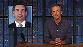 """August 12, 2021 - NY: NBC's """"Late Night With Seth Meyers"""" - Episode: 1178A"""