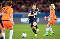 Josephine Henning - 28.03.2015 - Paris Saint Germain / Glasgow City FC - 1/2 Finale retour Champions League<br /> Photo : Andre Ferreira / Icon Sport