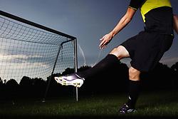 Jul. 12, 2010 - Kempten, Bavaria, Germany - Football. Model Released (MR) (Credit Image: © Cultura/ZUMAPRESS.com)