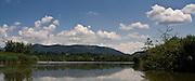 Il lago di Sartirana..Landscape of Sartirana lake