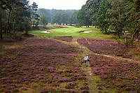 HILVERSUM - green hole 8.  par 3.  Hilversumsche Golf Club,voor Golfers Magazine no. 10  COPYRIGHT  KOEN SUYK