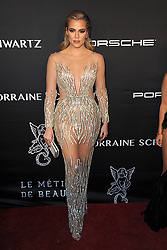 November 21, 2016 - New York, NY, USA - November 21, 2016  New York City..Khloe Kardashian attending the 2016 Angel Ball hosted by Gabrielle's Angel Foundation For Cancer Research at Cipriani Wall Street on November 21, 2016 in New York City. (Credit Image: © Callahan/Ace Pictures via ZUMA Press)