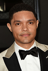 January 26, 2020, Los Angeles, CA, USA: LOS ANGELES - JAN 26:  Trevor Noah at the 62nd Grammy Awards at the Staples Center on January 26, 2020 in Los Angeles, CA (Credit Image: © Kay Blake/ZUMA Wire)