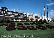 Hershey, PA, Chocolate Factory, (historic, razed in 2014)