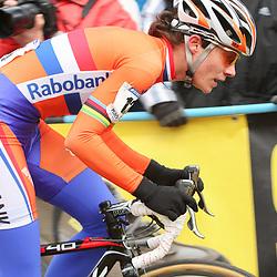 HUYBERGEN (NED) veldrijden <br />WK 2008-2009<br />Marianne Vos