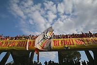 Tifosi del Benevento, fans, supporters<br /> Benevento 08-06-2017  Stadio Ciro Vigorito<br /> Football Campionato Serie B 2016/2017. Finale Play-off<br /> Benevento - Carpi<br /> Foto Cesare Purini / Insidefoto