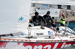 Mirsky - Stena Match Cup Sweden 2010, Marstrand-Sweden. World Match Racing Tour. photo: Loris von Siebenthal - myimage