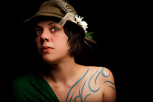 Juanita, Tattoo + You, A Photo Story of Body Ink