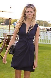 TAMSIN EGERTON at the 27th annual Cartier International Polo Day featuring the 100th Coronation Cup between England and Brazil held at Guards Polo Club, Windsor Great Park, Berkshire on 24th July 2011.