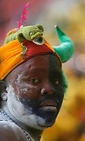 Photo: Steve Bond/Richard Lane Photography.<br /> Ivory Coast v Benin. Africa Cup of Nations. 25/01/2008.