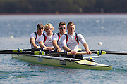 Mcc0038874 . Daily Telegraph..DT Sport..Men's Four left to right Alex Partridge, Andrew Triggs Hodge, Pete Reed and Alex Gregory.The announcement of the GB Rowing Crews for the first World Cup.. .Reading 4 April 2012