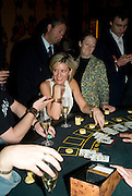 ANDREA CATHERWOOD, The launch of the new James Bond book Devil May Care, by Sebastian Faulks. 27 May at FIFTY, St James. London *** Local Caption *** -DO NOT ARCHIVE-© Copyright Photograph by Dafydd Jones. 248 Clapham Rd. London SW9 0PZ. Tel 0207 820 0771. www.dafjones.com.
