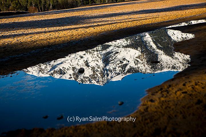 Reflections of Tallac<br /> Lake Tahoe, California