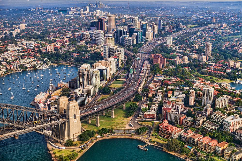 Milsons Point, North Sydney