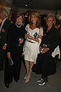 Lady Gordon, Maureen Sutherland-Smith and Aldine Honey, Gala champagne reception and dinner in aid of CLIC Sargent.  Grosvenor House Art and Antiques Fair.  Grosvenor House. Park Lane. London. 15  June 2006. ONE TIME USE ONLY - DO NOT ARCHIVE  © Copyright Photograph by Dafydd Jones 66 Stockwell Park Rd. London SW9 0DA Tel 020 7733 0108 www.dafjones.com