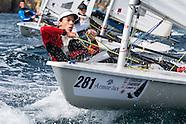 2016 European Championship Laser  4.7, Crozon, France