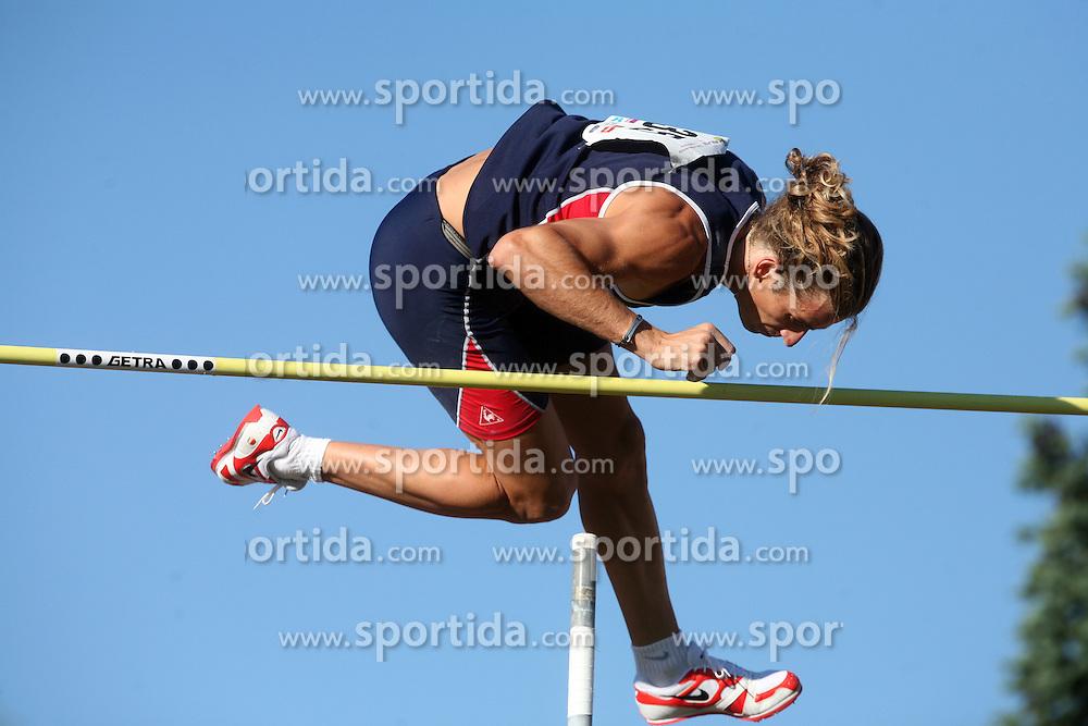 Jurij Rovan at Athletic National Championship of Slovenia, on July 19, 2008, in Stadium Poljane, Maribor, Slovenia. (Photo by Vid Ponikvar / Sportal Images).