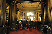 Celebration of the  200TH Anniversary of the  Birth of Rt.Hon. John Bright MP  and the publication of <br /> ÔJohn Bright: Statesman, Orator, AgitatorÕ by Bill Cash MP. Reform Club. London. 14 November 2011. <br /> <br />  , -DO NOT ARCHIVE-© Copyright Photograph by Dafydd Jones. 248 Clapham Rd. London SW9 0PZ. Tel 0207 820 0771. www.dafjones.com.<br /> Celebration of the  200TH Anniversary of the  Birth of Rt.Hon. John Bright MP  and the publication of <br /> 'John Bright: Statesman, Orator, Agitator' by Bill Cash MP. Reform Club. London. 14 November 2011. <br /> <br />  , -DO NOT ARCHIVE-© Copyright Photograph by Dafydd Jones. 248 Clapham Rd. London SW9 0PZ. Tel 0207 820 0771. www.dafjones.com.