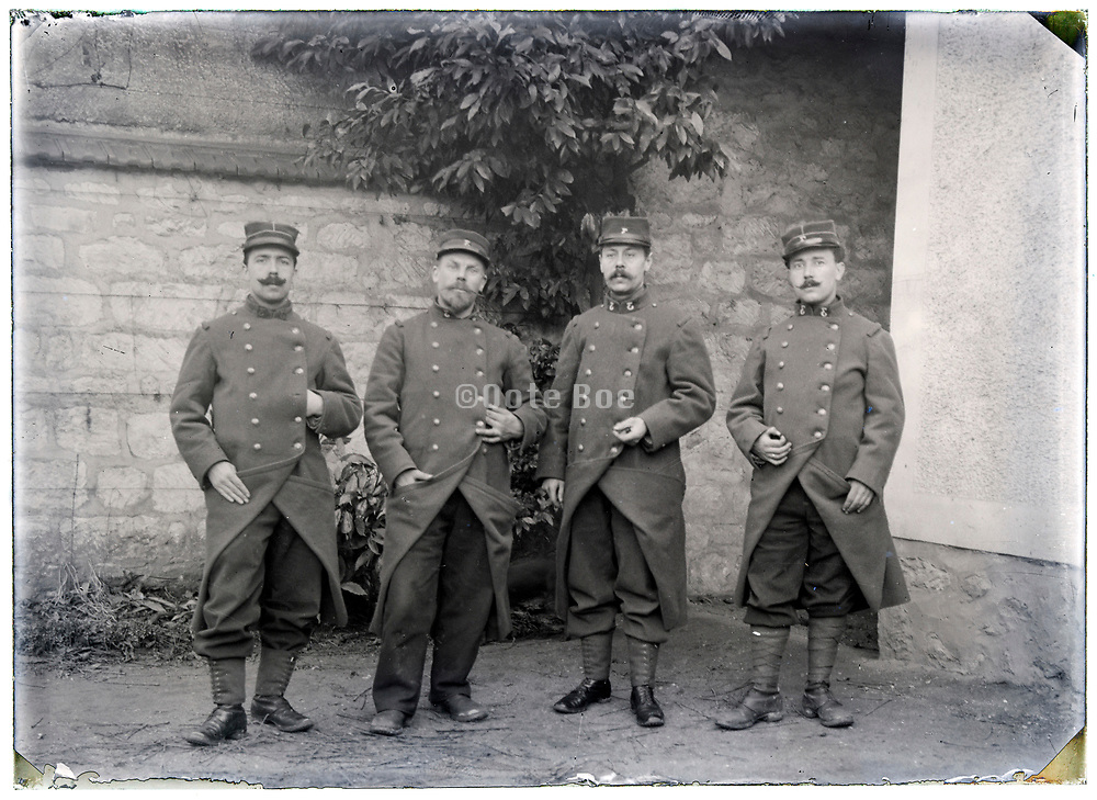 ww1 period French soldiers