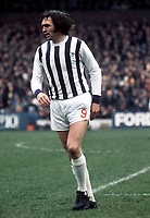 Jeff Astle (West Bromwich Albion) 1970/71 Credit:Colorsport.
