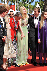 "70 Cannes Film Festival, Red Carpet film ""How to take girls to parties"". 21 May 2017 Pictured: Red Carpet film ""How to take girls to parties"" Nicole Kidman. Photo credit: Pongo / MEGA TheMegaAgency.com +1 888 505 6342"