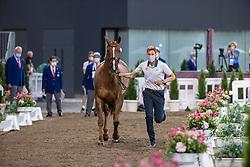 Von Eckermann Henrik, SWE, King Edward, 388<br /> Olympic Games Tokyo 2021<br /> © Hippo Foto - Dirk Caremans<br /> 31/07/2021