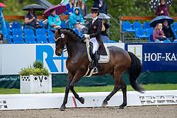 WIENTZEK PLAEGE Birgit (SUI), Robinvale<br /> Hagen - Horses and Dreams 2019<br /> Grand Prix de Dressage CDI4* Special Tour<br /> 27. April 2019<br /> © www.sportfotos-lafrentz.de/Stefan Lafrentz