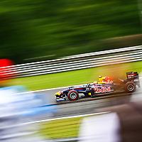 30.07.2011, Hungaroring, Budapest, Mark Webber, Red Bull racing F1 team// at the Formula One world championship Hungarian Grand Prix, Near Budapest
