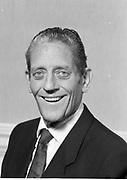 Brian Lenihan 7th February 1989 7-2-1989 <br /> Minister for DFA from 1977 to 1979 & 1987 to 1989