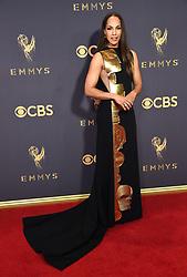 September 17, 2017 Los Angeles, CA Yvonne Strahovski 69th Emmy Awards - Arrivals held at the Microsoft Theatre L.A. Live © OConnor-Arroyo / AFF-USA.com. 17 Sep 2017 Pictured: Amanda Brugel. Photo credit: MEGA TheMegaAgency.com +1 888 505 6342