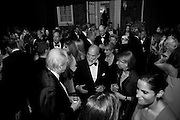 PRINCE MICHAEL OF KENT AMONGST OTHERS, The Ormeley dinner in aid of the Ecology Trust and the Aspinall Foundation. Ormeley Lodge. Richmond. London. 29 April 2009