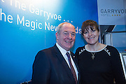 NO FEE PICTURES<br /> 23/1/16 Minister for Tourism Michael Ring and Maureen Ledwith, organiser of the Holiday World Show at the Garryvoe Hotel stand at the Holiday World Show at the RDS in Dublin. Picture: Arthur Carron