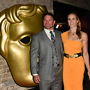 Steve Backshall and Helen Glover arrivers at the BAFTA Children's Awards 2018 at Roundhouse on 25 November 2018, London, UK.