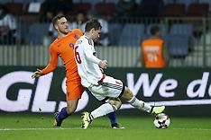 Belarus vs Netherlands - 7 October 2017