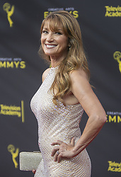 September 15, 2019, Los Angeles, California, USA: JANE SEYMOUR at the red carpet of the 2019 Creative Arts Emmy Awards Night Two at the Microsoft Theater in Los Angeles (Credit Image: © Prensa Internacional via ZUMA Wire)
