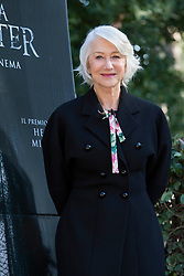 """La vedova Winchester"" photocall in Rome on February 13, 2018. 13 Feb 2018 Pictured: Helen Mirren attends the ""La vedova Winchester"" photocall in Rome on February 13, 2018. Photo credit: Stefano Costantino / MEGA TheMegaAgency.com +1 888 505 6342"
