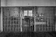 Prison Images from Alcatraz, CA