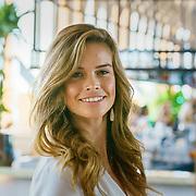 NLD/Amsterdam/20180913 - inloop Talkies Lifestyle lunch 2018, Nicky Opheij