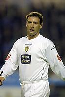 Fotball<br /> Championship England 2004/05<br /> Reading v Leeds United<br /> 19. oktober 2004<br /> Foto: Digitalsport<br /> NORWAY ONLY<br /> Sean Gregan (Leeds)