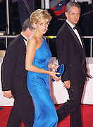 Princess of Wales during her Sydney visit in 1996.