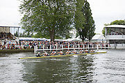 Henley Royal Regatta, Henley on Thames, Oxfordshire, 3-7 July 2013.  Wednesday  15:06:24   03/07/2013  [Mandatory Credit/Intersport Images]<br /> <br /> Rowing, Henley Reach, Henley Royal Regatta.<br /> <br /> The Thames Challenge Cup<br />  Upper Thames Rowing Club 'A'