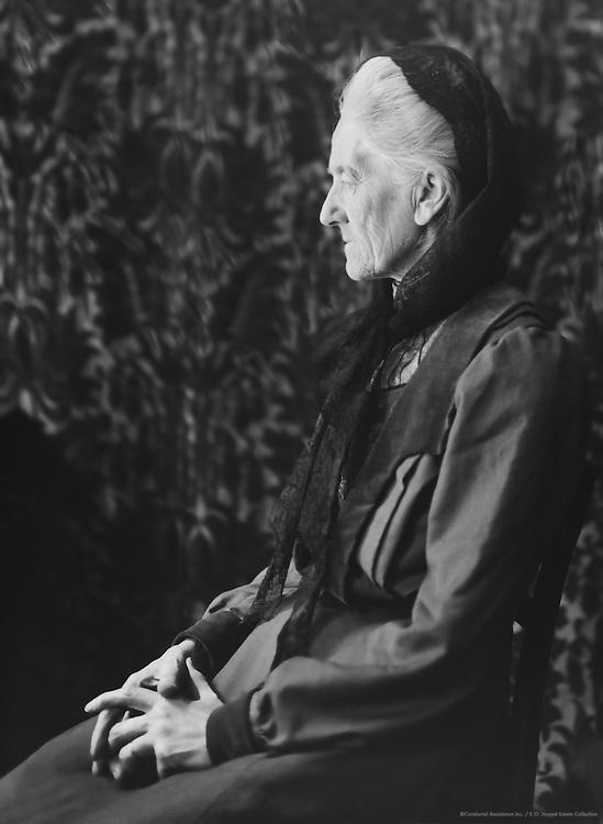 Charlotte Despard, suffragette and political activist, 1911
