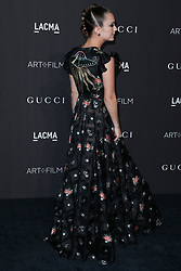 LOS ANGELES, CA, USA - NOVEMBER 03: 2018 LACMA Art + Film Gala held at the Los Angeles County Museum of Art on November 3, 2018 in Los Angeles, California, United States. 03 Nov 2018 Pictured: Billie Lourd. Photo credit: Xavier Collin/Image Press Agency/MEGA TheMegaAgency.com +1 888 505 6342